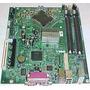 Tarjeta Madre Dell Optiplex Gx 620 Sff/ Lector De Laptop