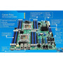 Servidor Intel Mother Board S2600cp Soporte 2 Dual Xeon Lga