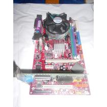 Kit De Actualizacion Msi 915pl,pentium 4 3.20ghz