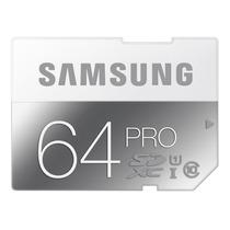 Samsung 64gb Pro Sdxc Memory Card - Class 10 Mb-sg64d