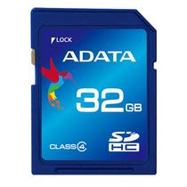 Memoria 32gb Secure Digital (sdhc) A-data +c+