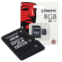 Memoria Micro Sd 8gb Para Celulares S5 L80 Camaras Tabletas