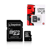 Memoria Micro Sd Hc Kingston 16gb