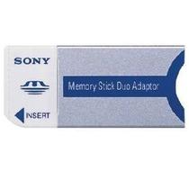 Adaptador De Memory Stick Duo Sandisk