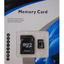 Memoria Micro Sd 32gb Clase 10 Tf + Adaptador