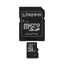 Microsd 8gb Kingston Clase 10 Sdc10/8g +c+