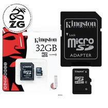 Memoria Micro Sd 32 Gb Kingston Celulares Camaras Digitales