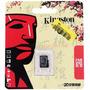 Memoria Kingston Micro Sd De 64 Gb, Clase 10
