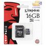 Memoria Micro Sd 16gb Clase 4, Celular Y Camaras Digitales