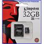 Envio Gratis Memoria Micro Sd 32gb Kingston Celular Tablet