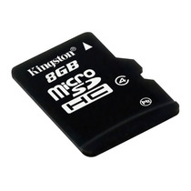 Memoria Micro Sd 8 Gb Kingston Celulares Camaras Digitales
