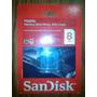 Memoria Stick Micro M2 Card 8 Gb Sandisk