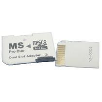 Adaptador Photofast Produo A Micro Sd Psp Sony