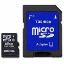 Memoria Micro Sd 16 Gb Toshiba