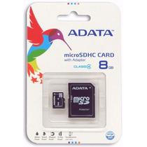 Memoria Micro Sd 8 Gb Sdhc Silicon Power Celulares Camaras