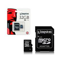 Memoria Micro Sd Hc Kingston 32gb