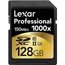 Lexar Professional 1000x 128 Gb Sdxc Uhs-ii / Tarjeta U3 (ha