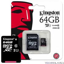 Memoria Micro Sd 64 Gb Kingston