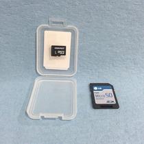 Memoria Micro Sd 2 Gb Con Adaptador Para Pc Celular Camara