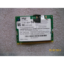 Tarjeta De Red Inalambrica Wifi Mini Pci Sony vaio Vmj