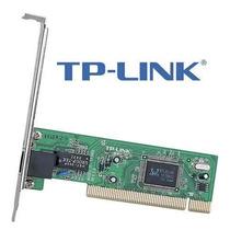 Tarjeta De Red Pci Tp-link 10 100 Mbps +c+
