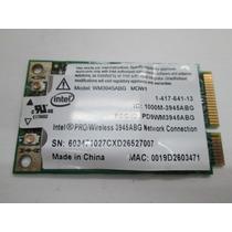 Tarjeta Wireless Intel Wm3945abg