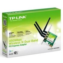 Tarjeta De Red Pci Express Inalambrica Tp-link Wireless Band
