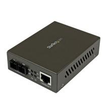 Convertidor Startech.com Mcmgbsc15 De Medios Ethernet Gigabi