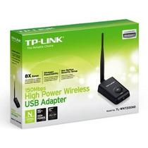 Tarjeta De Red Usb Inalambrica Tp-link 150 Mbps 802.11n/g/b