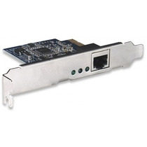 Tarjeta De Red Pci Express Intellinet Gigabit Bracket +b+