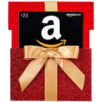 Amazon.com Gift Card - En Caja De Regalo Reveal