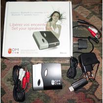 Adaptador De Audio Para Computadora Pc O Mac Via Bluetooth