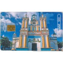 Tarj Viva Mexico La Iglesia De Cupilco Tabasco