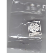 Pin Rectangular Souvenir De Plata Del Moot Scout 2000