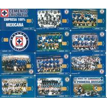 Tarj Cruz Azul Futbol
