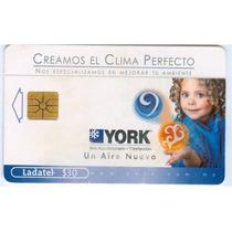 Tarj Creamos El Climaperfecto, York Aire Acondicionado Y Ca