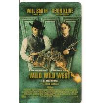 Wild Wild West Tarjeta Telefonica Banda Magnetica Idd