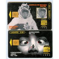 Tarj Seccion Amarilla Año 1995 Y 1996