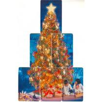 Tarj Venezuela Puzzle Arbol De Navidad