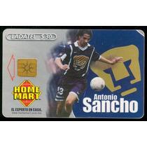 Tarj Antonio Sancho Pumas