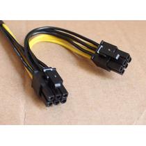Cable De Energía Tarjetas Gráficas Mac Pro Doble 2 X 6 Pin