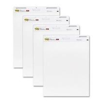 Post-it Rotafolio 25 X 30-pulgadas Blanca 30-sheets / Pad 4-