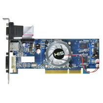 Tarjeta De Video His Radeon Hd 4350 512 Mb (64bit) Ddr3 Hdmi