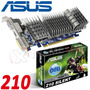 Tarjeta Video Asus Nvidia 210 Silent 1gb Ddr3 Pci-e Hdmi