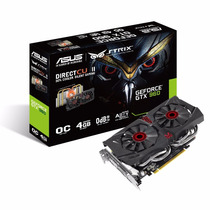 Tarjeta De Video Nvidia Asus Strix Gtx 960 4gb Batman Gratis