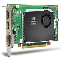 Tarjeta De Video Nvidia Quadro Fx 580, 512 Mb