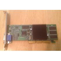 Tarjeta De Video Nvidia 3dforce 2mx 32mb Agp