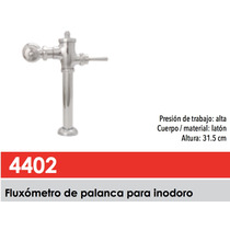 Fluxómetro De Palanca Para Inodoro/wc Dica 4402