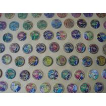 Coleccion Tazos Yu Gi Oh Completa 100 Pzas.