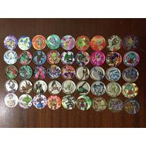 Colección De Tazos De Yu-gi-ho En Buen Estado Hm4